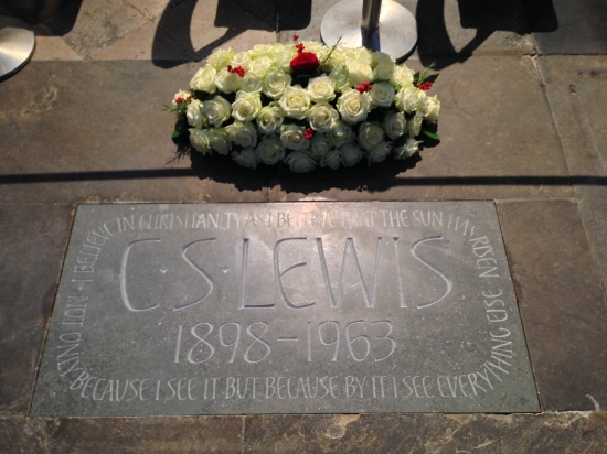 CSL Memorial with flowers